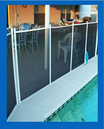Sentry Safety Pool Fence Toddler Child Amp Pet Safety