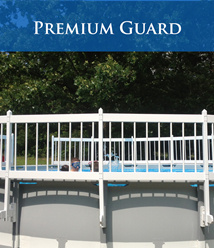 Intex Pool Fence sentry safety pool fence | toddler, child & pet safety | mesh & poly